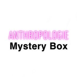 5 Anthropologie Mystery Reseller Box !!! Surprise